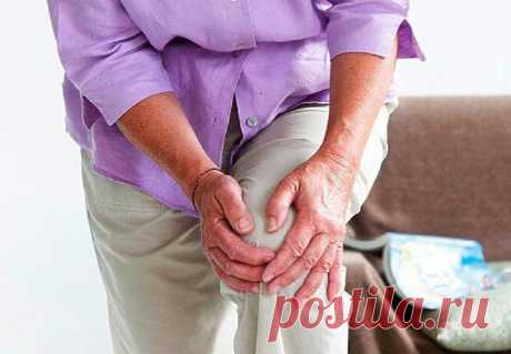 Простейший народный рецепт для лечения суставов - СОВЕТНИК