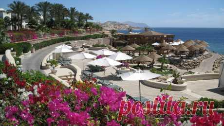 Шарм-эль-Шейх — один из самых красивых курортов Египта