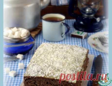 """Пирог на варенье """"Ностальгический"""" – кулинарный рецепт"""
