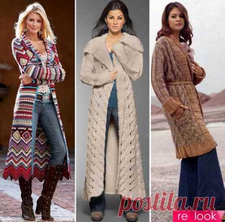 Модные образы сезона осень-зима 2016-17: Мода и стиль - мода на Relook.ru