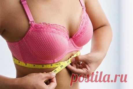 How to learn the exact size of the breast and it is correct to choose a bra