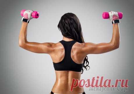 Упражнения с гантелями в домашних условиях Регулярное выполнение комплекса упражнений с гантелями позволяет женщинам добиться красивой фигуры, мужчинам – атлетического сложения. Занятия физкультурой в домашних условиях помогают похудеть, избеж...
