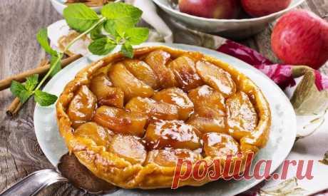 Парижский яблочный пирог: история и рецепт | Публикации | Вокруг Света