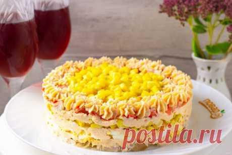 7 салатов на праздник: ингредиентов мало, а результат потрясающий - Статьи на Повар.ру
