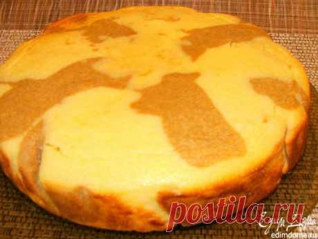 Творожная запеканка по-пармски (Budino di ricotta alla parmigiana) | Кулинарные рецепты от «Едим дома!»