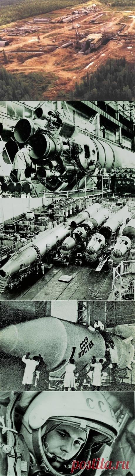 Как детище конструктора Королёва стало той самой легендарной Р-7 / Назад в СССР / Back in USSR