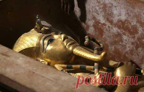 Загадки египта: Кинжал Тутанхамона имеет внеземное происхождение — Интересные факты