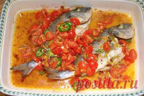 Рыбное меню от Юлии Высоцкой: 15 оригинальных рецептов. Кулинарные статьи и лайфхаки