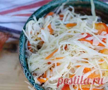 Маринад для капусты: искусство приготовления вкусных и полезных блюд - Sauce book