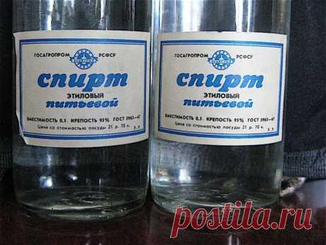 А вы пили спирт на работе? Советский народный фольклор, богат разнообразными байками про спирт. Вот одна из них.