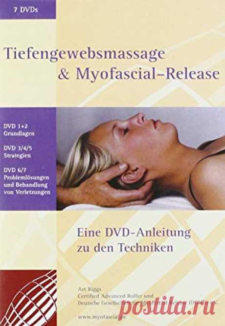 Tiefengewebsmassage und Myofascial-Release [7 DVDs]: Amazon.de: Art Riggs: DVD & Blu-ray