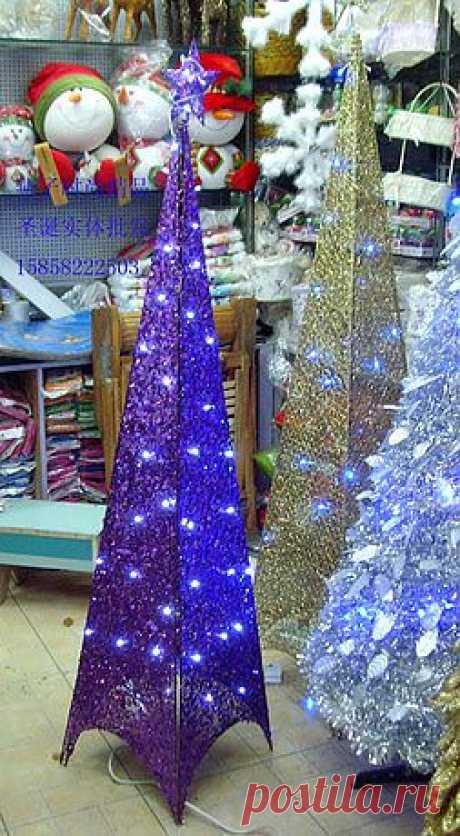 Таким светильником можно украсить  интерьер для романтического вечера  или сделать незабываемой встречу Нового года!