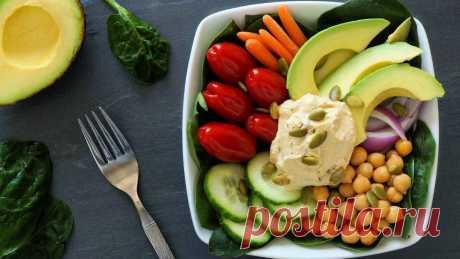 Обед для похудения: как правильно питаться, что можно есть и что нельзя