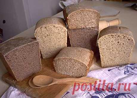 Бездрожжевой квасной хлеб своими руками по бабушкиным рецептам. | Православный Родительский комитет Совесть