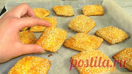 Нашла вкусный рецепт: получается много домашнего печенья (из доступных продуктов) | Рукоделочка | Яндекс Дзен