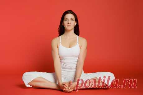 Есть 1 упражнение, которое реально избавляет от болей в пояснице – Счастливая женщина