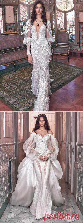 "Galia Lahav ""Victorian Affinity"" — Модно / Nemodno"
