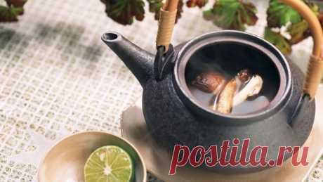 5 рецептов очищающих чаев