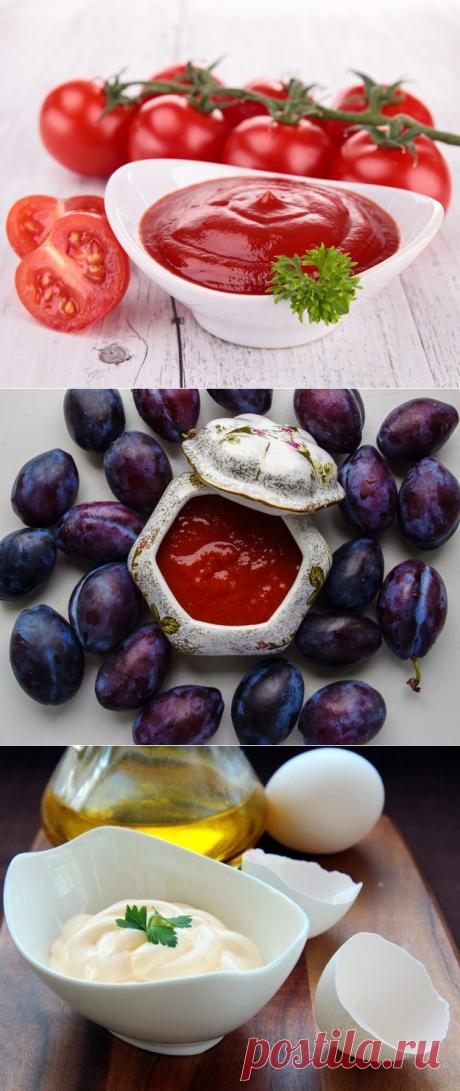 Как приготовить классические соусы? 7 рецептов — Готовим дома