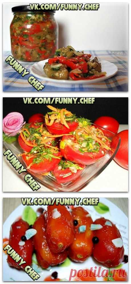 8 RECIPES of the BEST SNACK PREPARATIONS. When outside summer and vegetable abundance, there is a wish to prepare something tasty from vegetables.