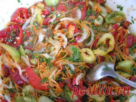Очень вкусный салат от меня