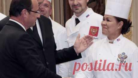 Повара мировых лидеров усиливают дипломатию едой | Fox News