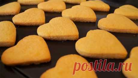 Очень простое и невероятно вкусное немецкое печенье. Тает во рту! | Блог кулинара | Яндекс Дзен