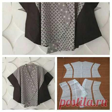 Выкройки с изюмом (трафик) Модная одежда и дизайн интерьера своими руками