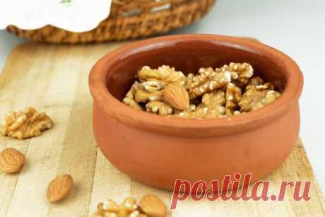 Почему так важно замачивать орехи перед употреблением? – Ура! Повара