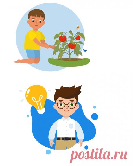6 способов занять ребенка летом