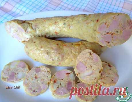 Свиная колбаса – кулинарный рецепт