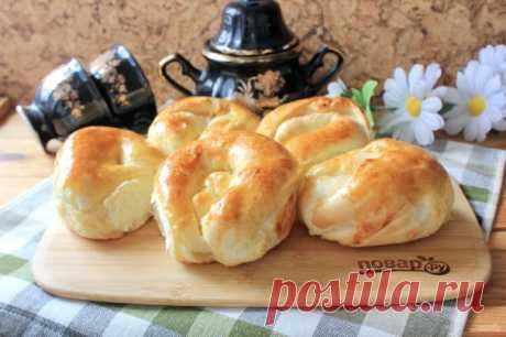 Русские пышки - пошаговый рецепт с фото на Повар.ру