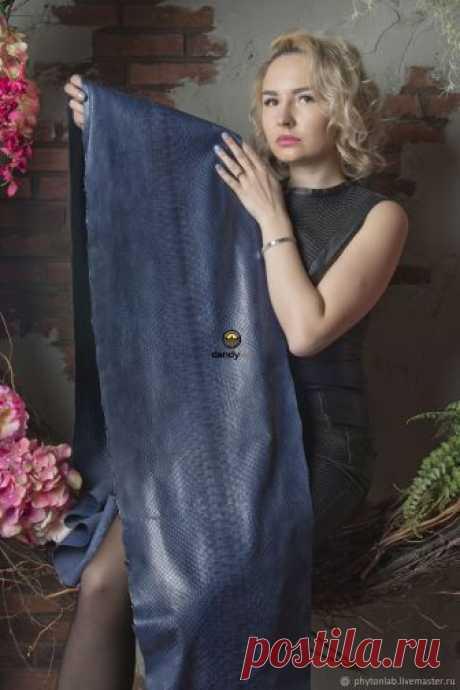 Натуральная кожа питона – купить в интернет-магазине на Ярмарке Мастеров с доставкой - E8D1DRU   Москва