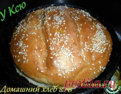 Хлеб в аэрогриле – кулинарный рецепт