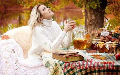Когда старость на пороге: чай для женщин: чтобы «ягодка опять»!   Всегда в форме!