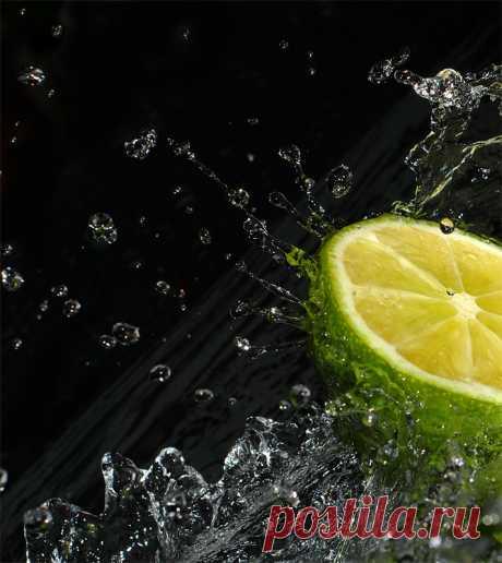 Фрукты в воде — Чудеса