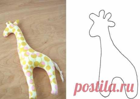 Мягкие игрушки своими руками: простые выкройки для начинающих, как сшить из ткани, фетра, флиса