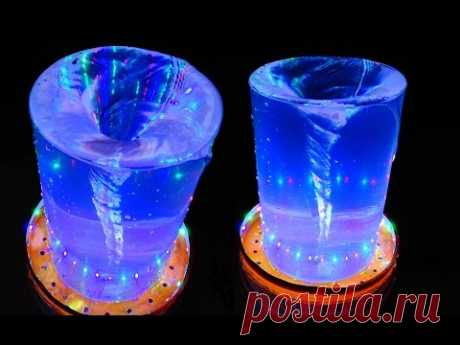 How To Make Tabletop VORTEX WATER FOUNTAIN  at Home