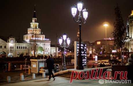 Москва - Казанский вокзал