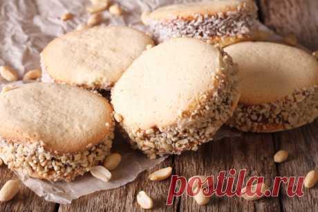 *Аргентинское печенье «Альфахорес»*