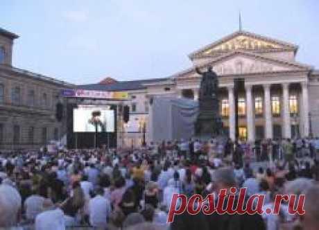 Сегодня 19 июня памятная дата Оперный фестиваль в Мюнхене