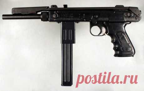 Пистолет-пулемет K6-92 (Армения) | Lockwork