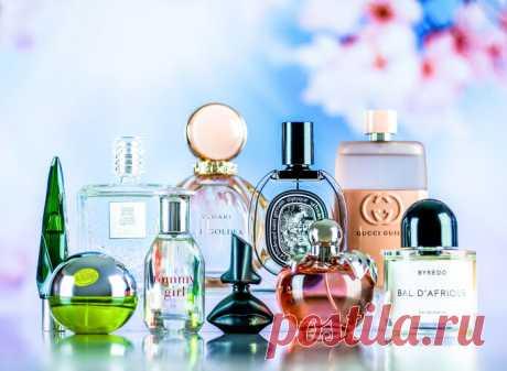 WMJ BOX: топ-10 цветочных ароматов для нежных и романтичных девушек
