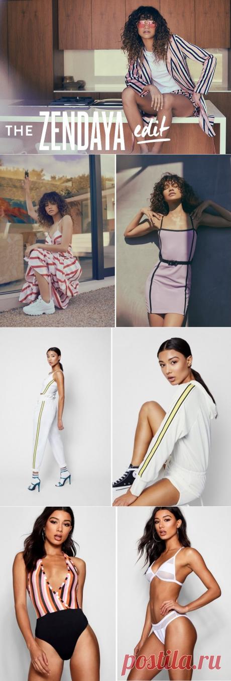 Коллекция одежды Zendaya Edit уже в Boohoo | Шопинг Гид