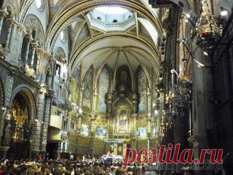 Monasteries and temples... Montserrat