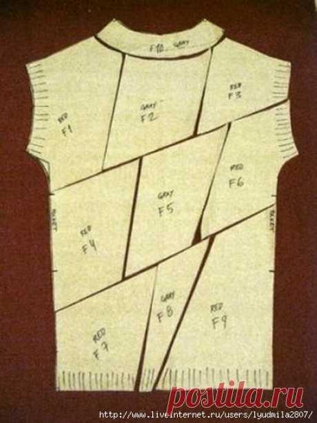 Переделка свитеров секонд хенд (много идей)