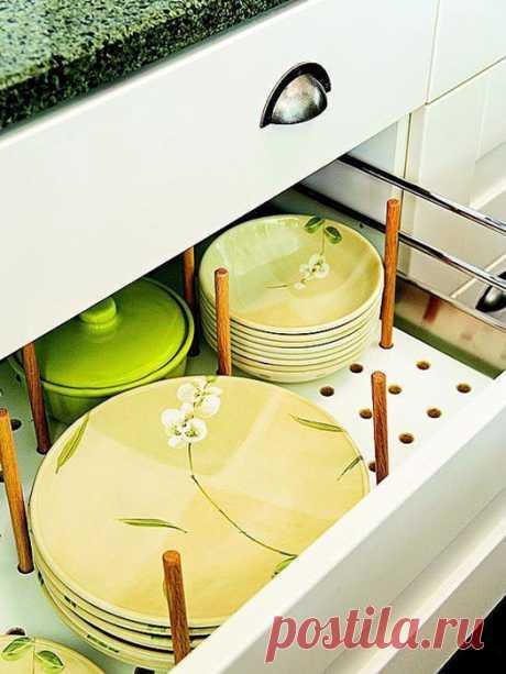 20 простых идей, как оборудовать функциональную кухню