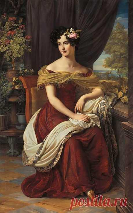 Wilhelm von Schadow | Romantic painter | Tutt'Art@ | Pittura • Scultura • Poesia • Musica