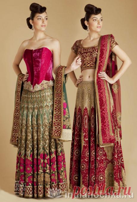 """Индийская вышивка """"Зардози"""""""