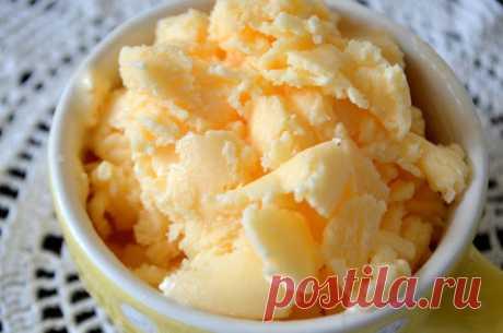 MY FOOD или проверено Лизой: Мандариновое мороженое